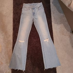 Wedgie Fit High Rise Jeans